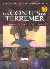 Les contes de terremer t.3 - Intérieur - Format classique