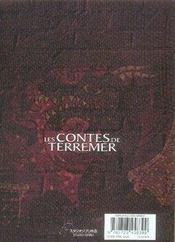 Les contes de terremer t.3 - 4ème de couverture - Format classique