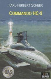 D.A.S. t.2 ; commando HC-9 - Couverture - Format classique