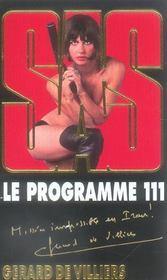 SAS t.161 ; le programme 111 - Intérieur - Format classique