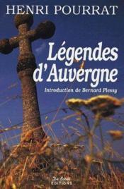 Légendes d'Auvergne - Couverture - Format classique
