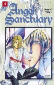 Angel sanctuary t.4 - Couverture - Format classique