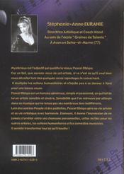 Pascal obispo - 4ème de couverture - Format classique
