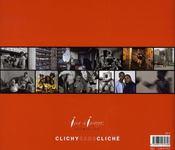 Clichy sans cliché - 4ème de couverture - Format classique