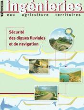 Sécurité des digues fluviales et de navigation - Couverture - Format classique