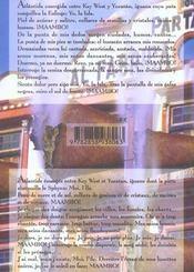 Cuba opus 1 ; la Habana - 4ème de couverture - Format classique