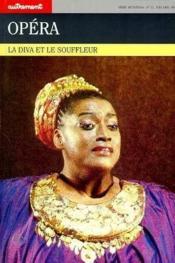 Opera. La Diva Et Le Souffleur - Couverture - Format classique
