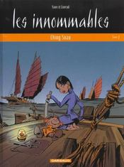 Les innommables t.4 ; Ching Soao  - Yann - Didier Conrad