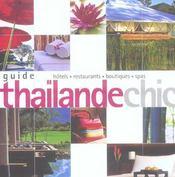 Guide Thailande Chic - Intérieur - Format classique