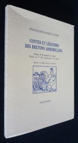 Contes et legendes des bretons armoricains - Couverture - Format classique