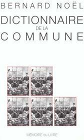 Dictionnaire de la Commune - Intérieur - Format classique