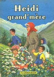 Heidi Grand'Mere. - Couverture - Format classique