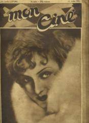 MON CINE - 10e ANNEE - N°492 - Couverture - Format classique