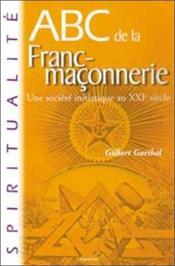 ABC de la franc-maçonnerie - Couverture - Format classique