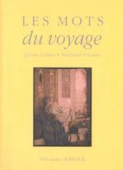 Les Mots Du Voyage - Intérieur - Format classique
