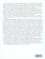 Art Contre Les Masses Esthetiques Et Ideologies De La Modernite (L') - 4ème de couverture - Format classique