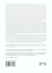 La justice penale des mineurs en europe - 4ème de couverture - Format classique