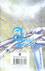 Angel sanctuary t.5 - 4ème de couverture - Format classique