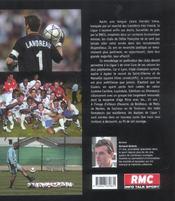 Ligue 1 2004-2005 - une saison de football - 4ème de couverture - Format classique