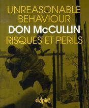 Unreasonable behaviour ; risques et périls - Intérieur - Format classique