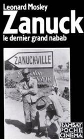 Zanuck dernier grd nabab - Couverture - Format classique