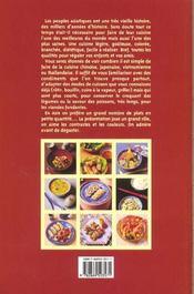 Merveilles De La Cuisine Asiatique (Les) - 4ème de couverture - Format classique