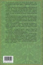 La famille musulmane, relations familiales et éducation - 4ème de couverture - Format classique