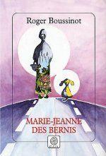 Marie-Jeanne Des Bernis - Couverture - Format classique