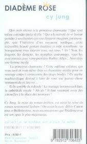 Diademe Rose - 4ème de couverture - Format classique