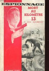Mort Au Km 13 - N°11 - Couverture - Format classique