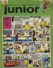 Junior N°16 - Couverture - Format classique