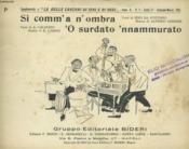 SI COMM'A N'OMBRA 4o SURDATE 'NNAMMURATO - Couverture - Format classique
