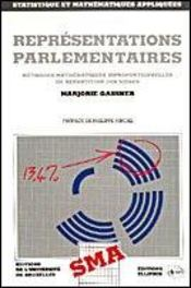 Representations Parlementaires - Intérieur - Format classique