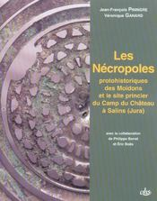 Les Necropoles Protohistoriques Des Moidons Et Le Site Princier Du Camp Du Chateau A Salins, Jura - Intérieur - Format classique