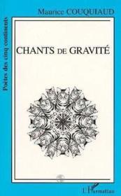 Chants De Gravite - Couverture - Format classique