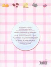 La Patisserie Dans L'Assiette - 4ème de couverture - Format classique