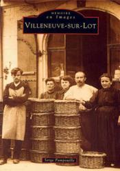 Villeneuve-sur-Lot - Couverture - Format classique