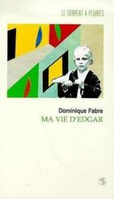 Ma Vie D Edgar - Couverture - Format classique