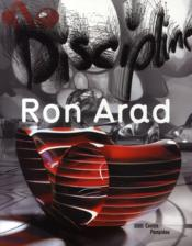 Ron Arad - Couverture - Format classique