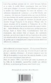 Fille De La Meuniere (La) - 4ème de couverture - Format classique