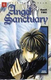 Angel sanctuary t.6 - Couverture - Format classique