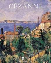 Cézanne - Couverture - Format classique