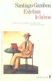 Esteban Le Heros - Intérieur - Format classique