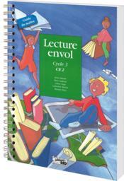 Lecture Envol ; Ce2 ; Guide Du Maître - Couverture - Format classique