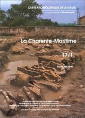 Charente-Maritime - Couverture - Format classique