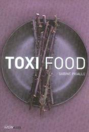 Toxi food - Couverture - Format classique
