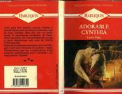 Adorable Cynthia - Golden Promise - Couverture - Format classique