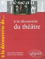 A La Decouverte Du Theatre - Intérieur - Format classique