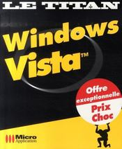 Windows vista - Intérieur - Format classique
