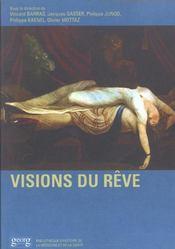 Visions Du Reve - Intérieur - Format classique